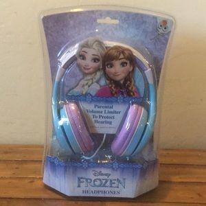 Disney Frozen headphones brand new in package
